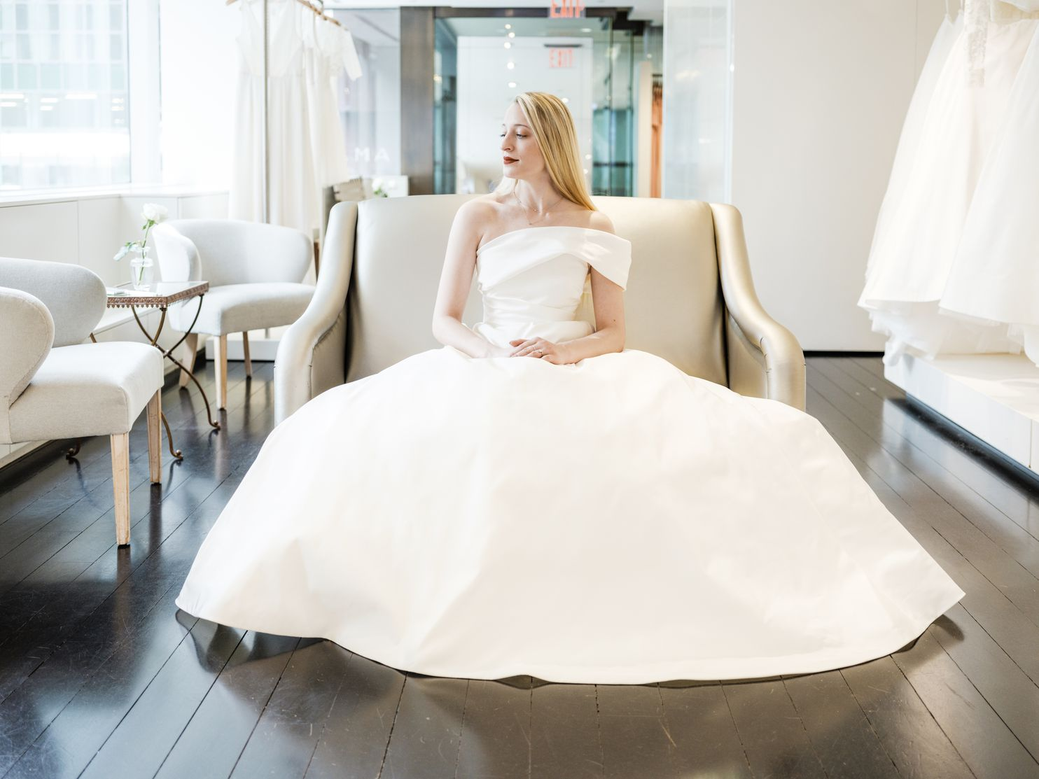 This Company Wants To Move Custom Wedding-dress Shopping