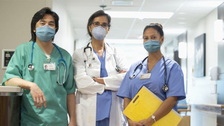 Medical Staff Wanting To Leave Their Job After The Pandemic