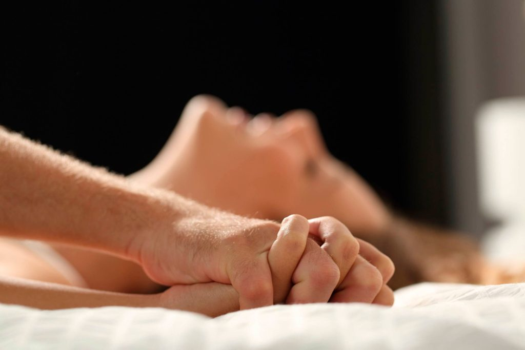 Need More Sex? Improve Rest. Need Better Rest? Have More Sex
