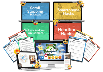 The Video Formula Reviews – A Complete Training Program For Video Making & Vlogging