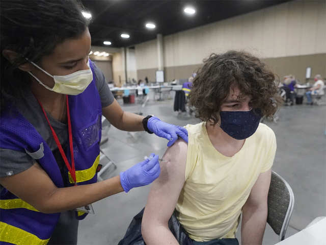 Virus Hitting Younger  Americans, There Is A Need For Vaccine Authorization For Children