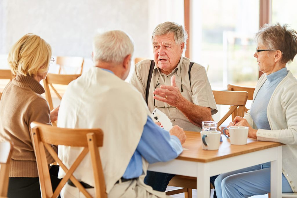 Ap-Norc Poll: Inequity In Community Support For Older Adults
