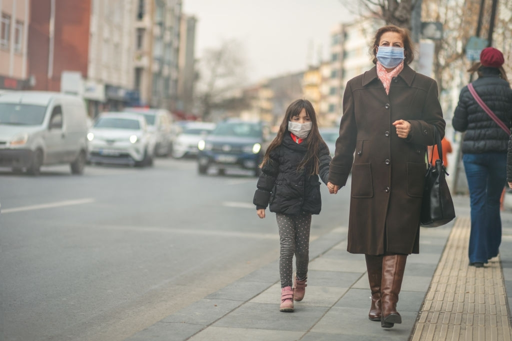 Are COVID Outcomes Worse With More Air Pollution?