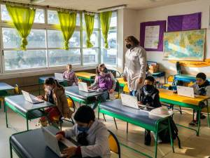 Education Department Outlines Funding Options For Ventilation Upgrades