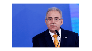 Brazilian Health Minister Tested For Covid-19 Positive