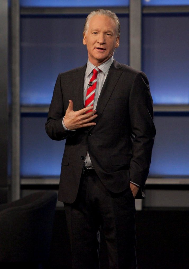 what's bill maher's net worth