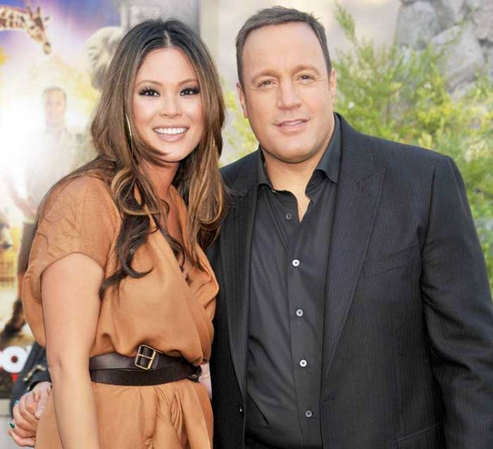kevin james wife died