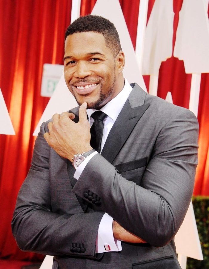 michael strahan brother