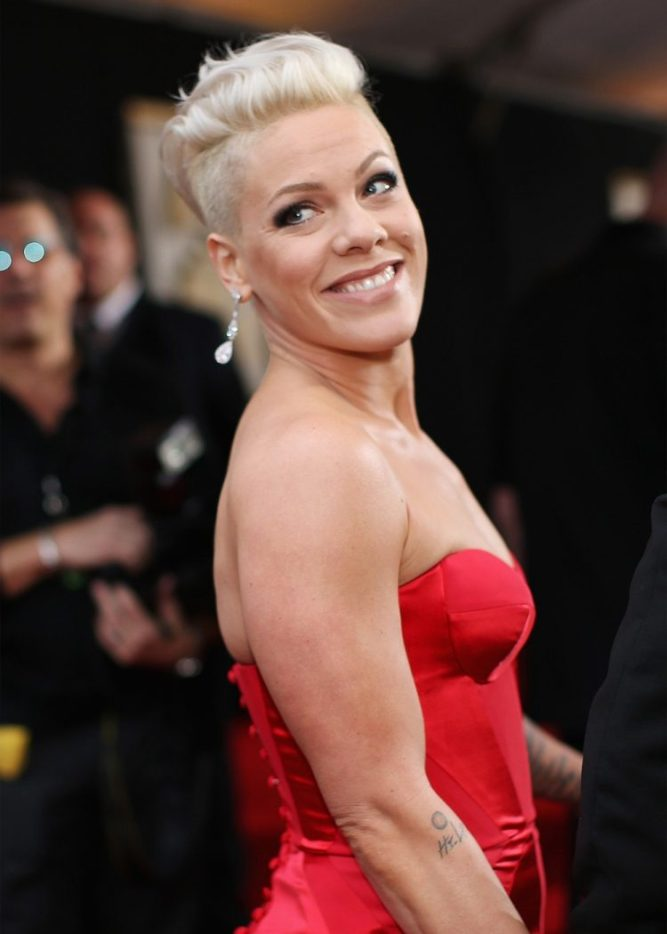 pink singer net worth