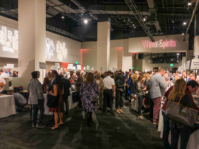 100 Tastes From the Wine & Spirits Top 100 Tasting