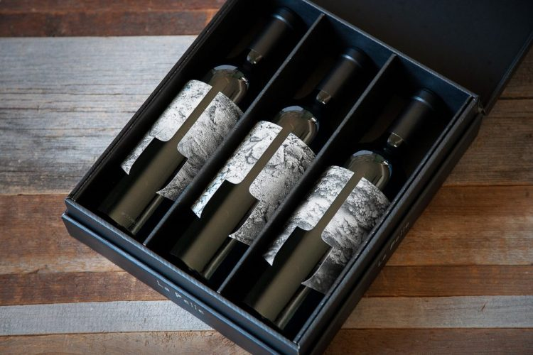 Three Men, One Shovel: The Single-Vineyard Cabernets of La Pelle