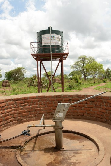 Ensuring drinking water supply and storage