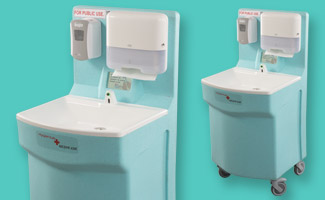 portable sinks for medical hand washing