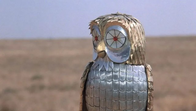 bubu the owl from clash of the titans 1981 original