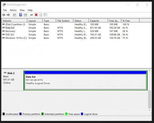 Cara Memperbaiki Hardisk External Yang Tidak Terbaca di Windows 10_1