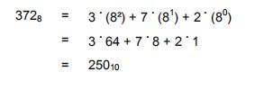 contoh oktal ke desimal