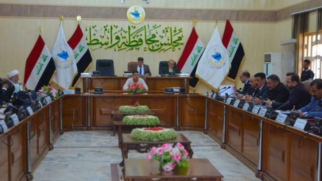 مجلس واسط يصادق على بناء 65 مدرسة في المحافظة ويخصص ١٠ ملايين دينار لدعم نادي الكوت الرياضي