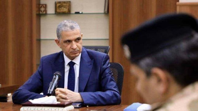 وزير الداخلية يلتقي بممثلي ساحات التظاهر في واسط