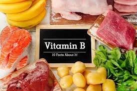 Photo of ویټامین بی (B) دسږو دسرطان دکموالی سبب کیدلای شی