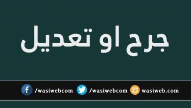 Photo of په جرح او تعدیل کې د امام ابوحنیفه رحمه الله مقام