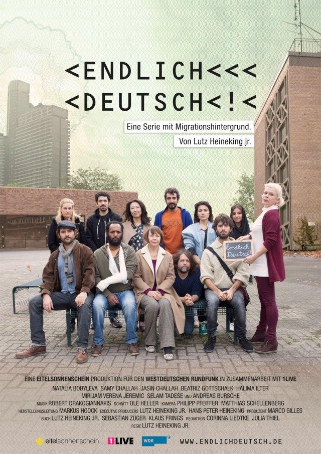 Endlich Deutsch TV-Serie 1LIVE WDR eitelsonnenschein