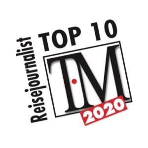 Top 10 Reisejournalist des Jahres 2020