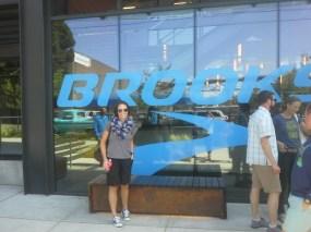 Brooks HQ.