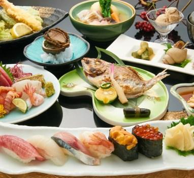 懐石料理と会席料理の違いは?