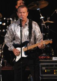 30. August: Glen Campbell-Special im Crossroad Cafe