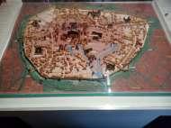 Mittelalterliche Stadtansicht Paderborn