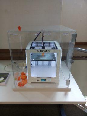 Der 3D-Drucker 1