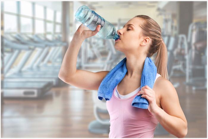 Sport und Wasser gehören zusammen