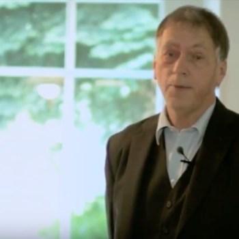 Wasser erklärt: Der Biophysiker und Wasserwissenschaftler Mag. Dr. Walter Medinger