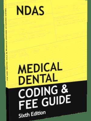 2017 NDAS Medical Dental Coding & Fee Guide