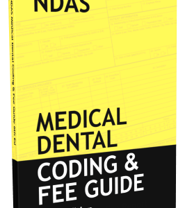 NDAS Medical Dental Coding & Fee