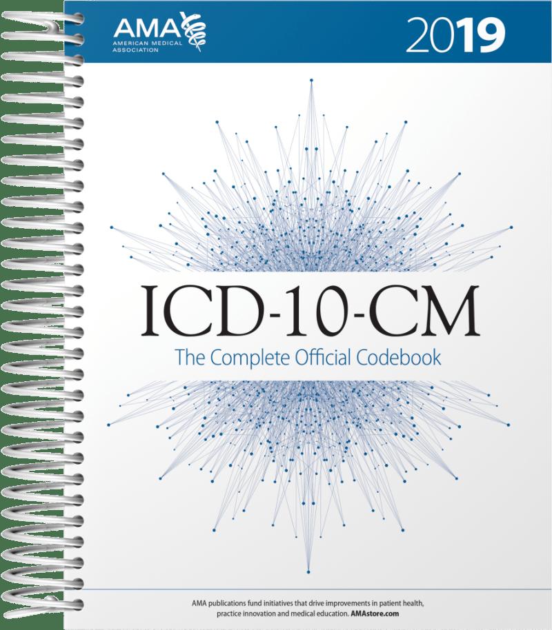 AMA ICD-10-CM 2019