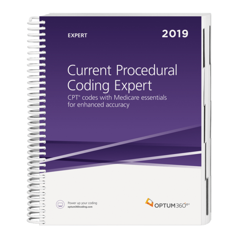 Optum Current Procedural Coding Expert 2019