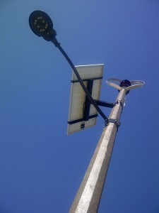 Powerful street or community lighting - anywhere it is required.
