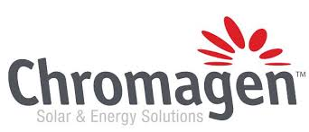 Chromagen Solar Hot Water Logo