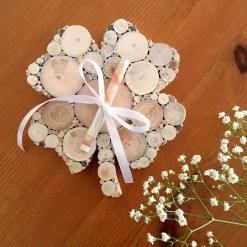 Geldgeschenk Hochzeit Kleeblatt