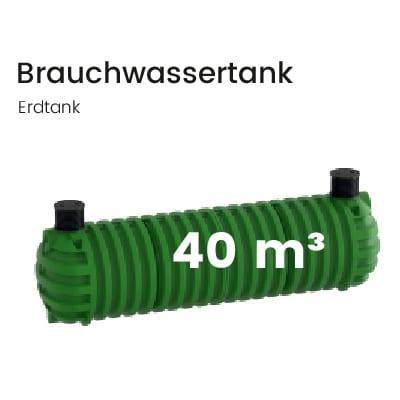 Kunststofftank-Erdtank-40000l