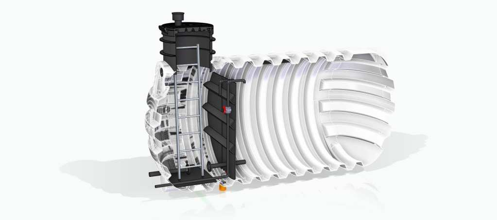Quellwasserbehälter-mit-Trockeneinstieg-von-oben-Kunststofftank