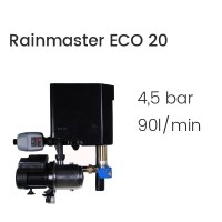 Rainmaster Hauswasserwerk ECO 20