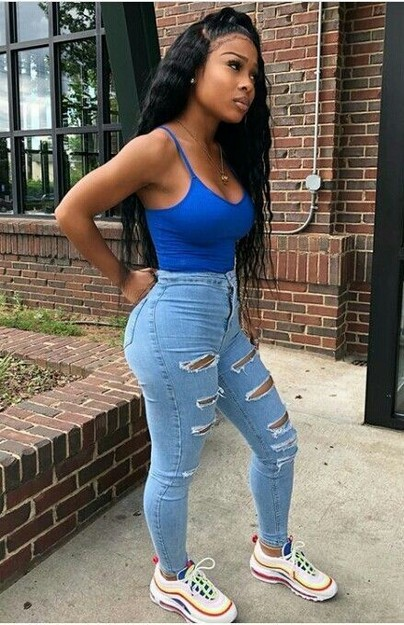 Best Summer Outfits Ideas for Bad Girl Style