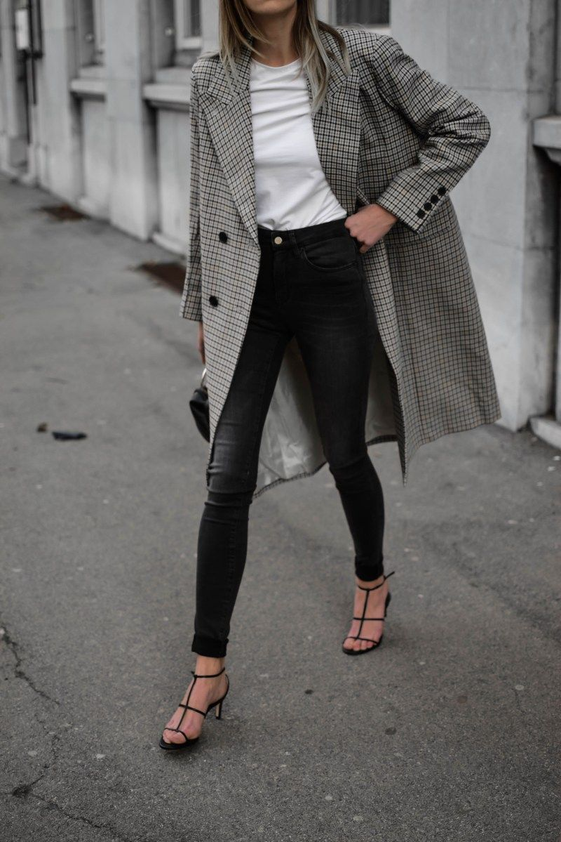 Casual Women Work Outfits For Winter