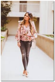 Trendy Spring Outfits Ideas For Women