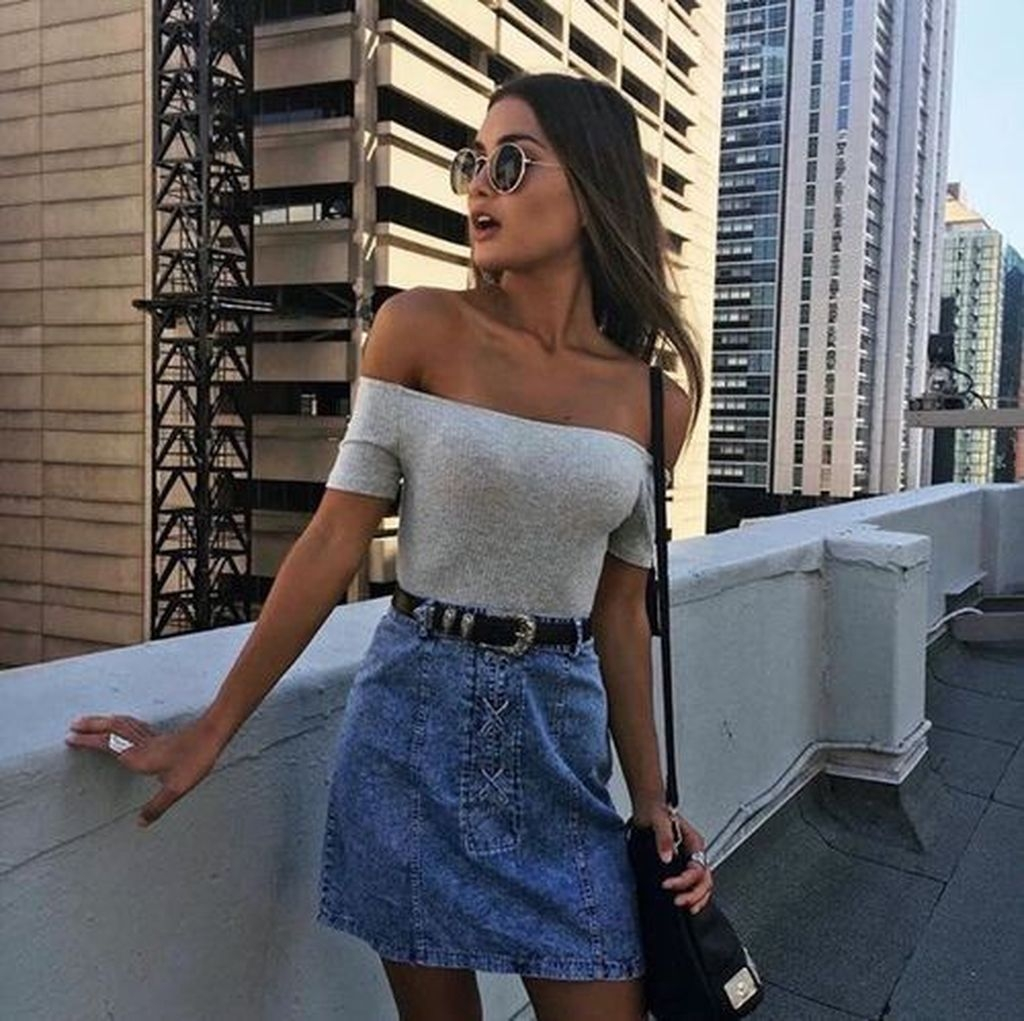 Cheap Summer Outfits Ideas