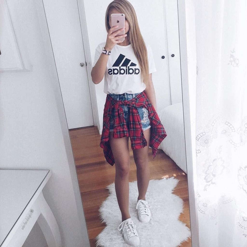 Cute Summer Outfits Ideas For School