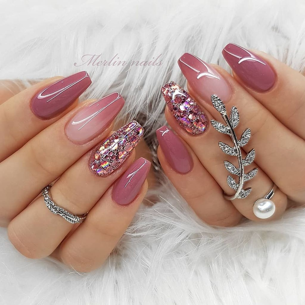 Nail Art Ideas For Wedding Party