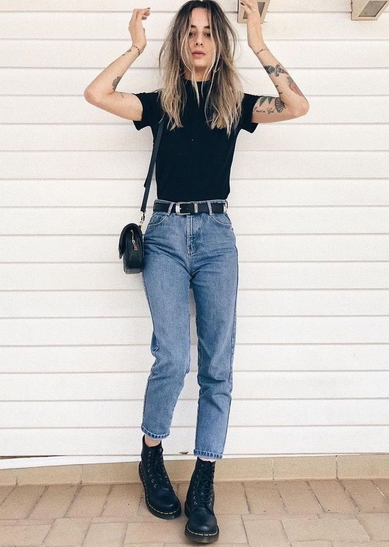13 Cute Casual Outfits With Denim Jeans for Spring - Explore Dream